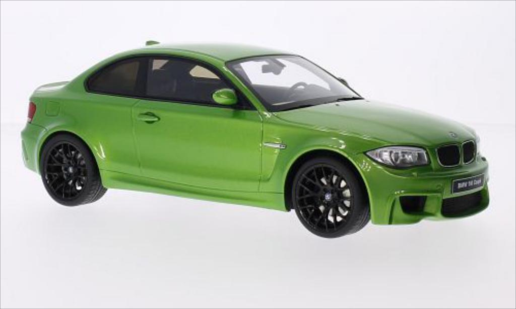 bmw 1er m coupe e82 green mamba metallic green 2013 mcw. Black Bedroom Furniture Sets. Home Design Ideas