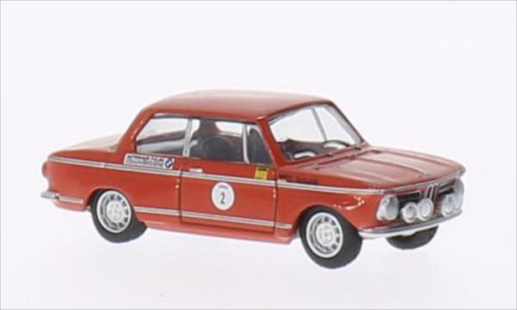 Bmw 2002 1/87 Bub 2014 miniature
