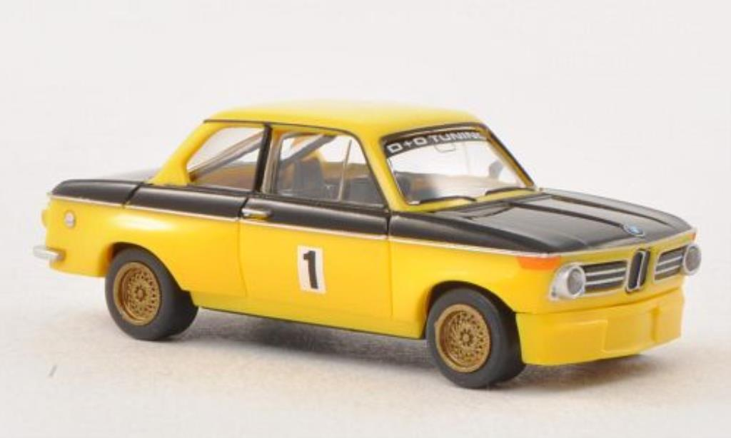 Bmw 2002 1/87 Wiking No.1 O+O Tuning miniature