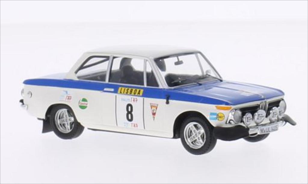 Bmw 2002 Tii 1/43 Trofeu No.8 Rallye Portugal 1973 /Davenport diecast
