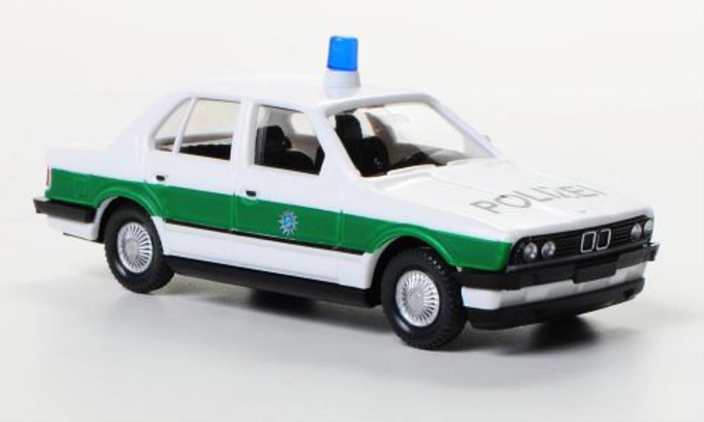 Bmw 520 1/87 Wiking i Polizei Bayern diecast model cars
