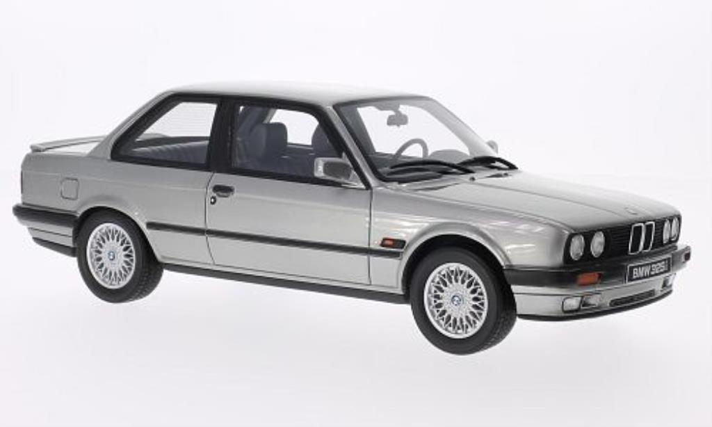Bmw 325 E30 1/18 Ottomobile i  grise-grise 2-Turer miniature