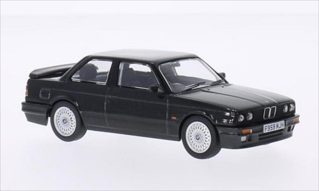 Bmw 325 E30 1/43 Vanguards i  Sport M-Technic 2 metallise noire RHD miniature