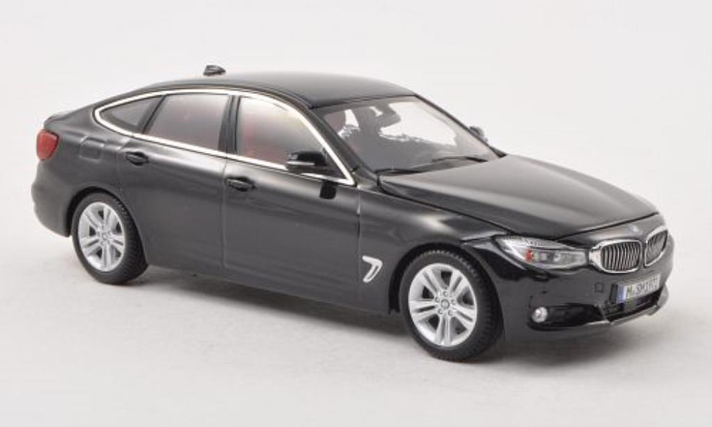 bmw 3er gt f34 black 2013 kyosho diecast model car 1 43 buy sell diecast car on. Black Bedroom Furniture Sets. Home Design Ideas