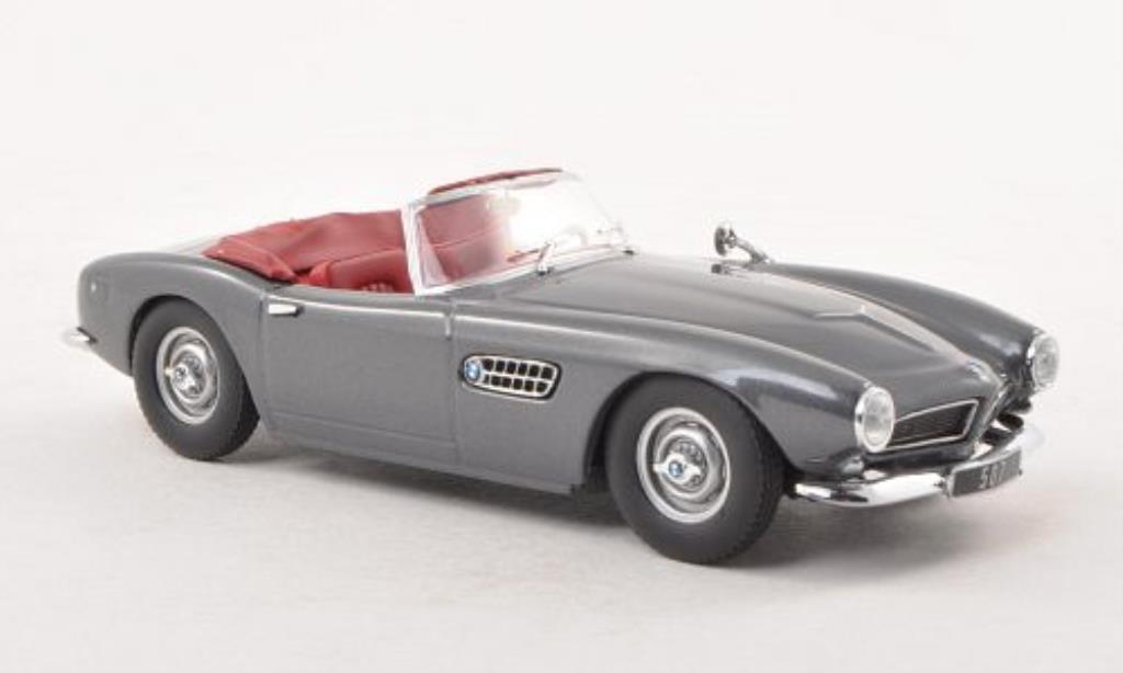 bmw 507 grau minichamps modellauto 1 43 kaufen verkauf modellauto online. Black Bedroom Furniture Sets. Home Design Ideas