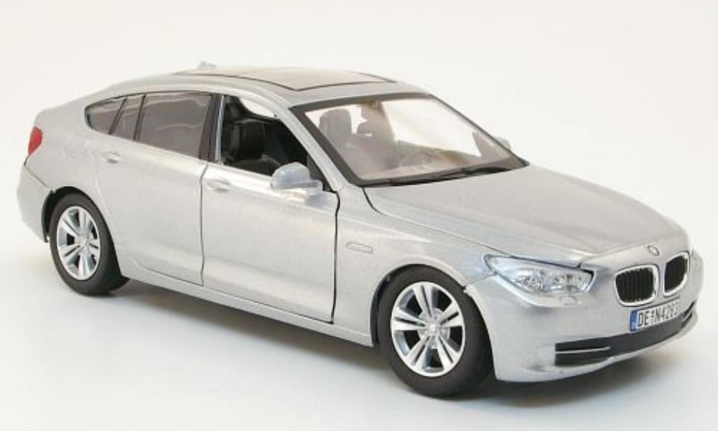 Bmw 530 F07 1/24 Motormax d Gran Turismo grise miniature