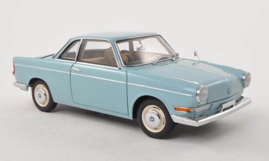 Bmw 700 1/18 Autoart Sport Coupe bleu diecast model cars