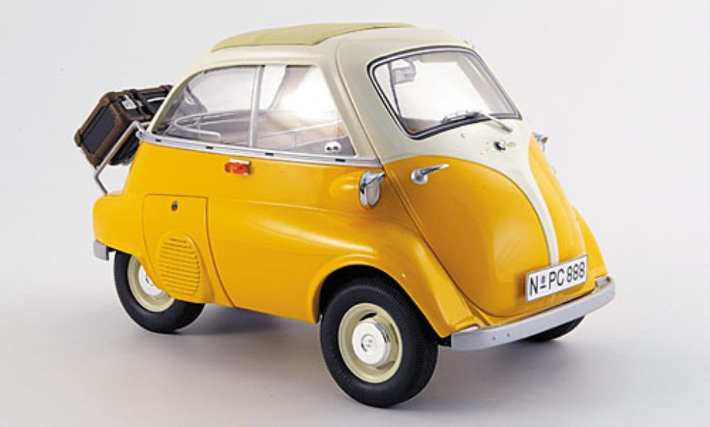 bmw isetta miniature voiture. Black Bedroom Furniture Sets. Home Design Ideas