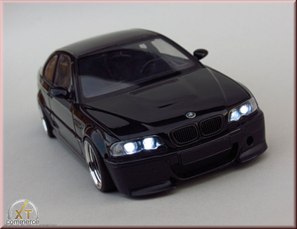 bmw m3 e46 csl noire jantes bbs 18 pouces autoart diecast. Black Bedroom Furniture Sets. Home Design Ideas