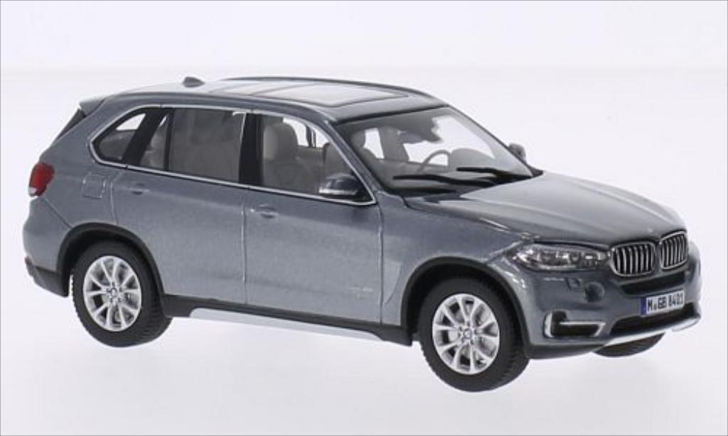 Bmw X5 F15 1/43 Paragon metallise grey diecast model cars