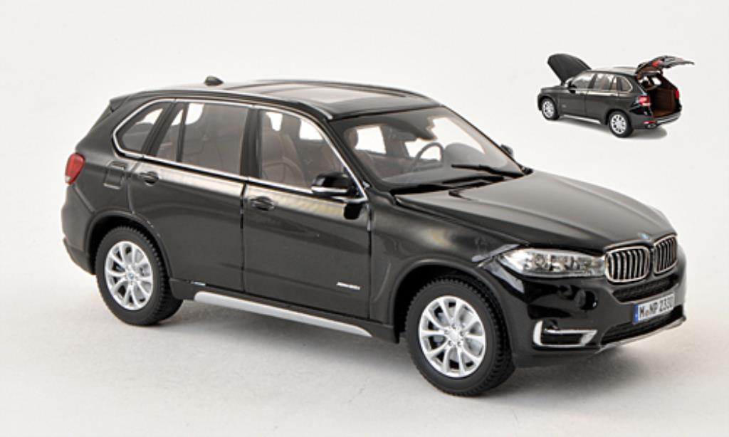 Bmw X5 F15 1/43 Kyosho black 2013 diecast model cars