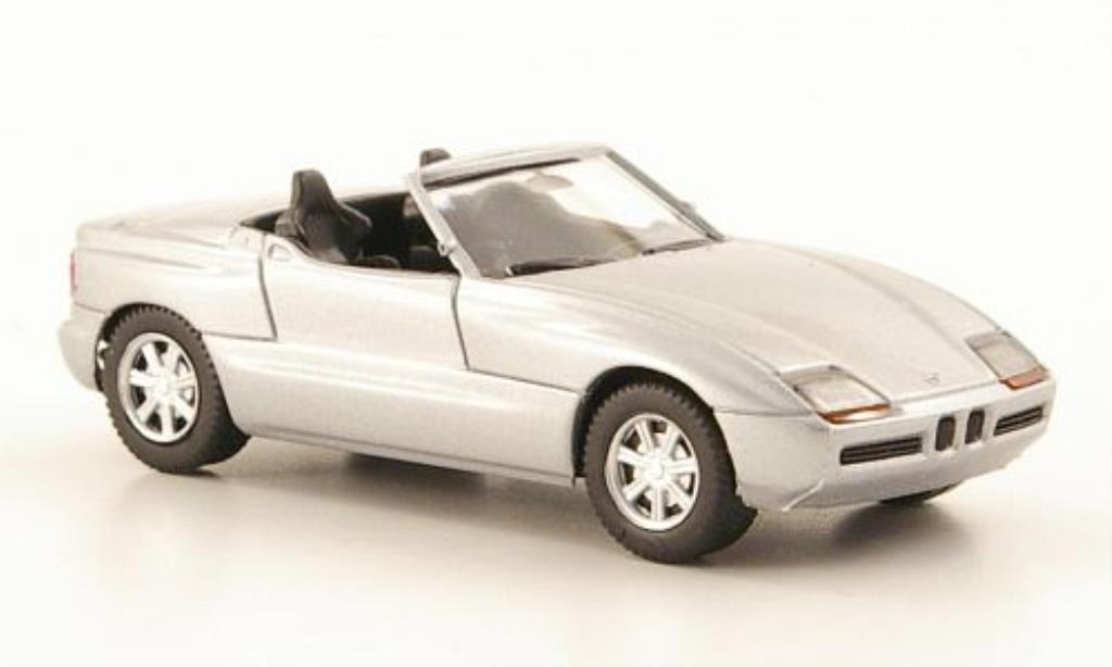 bmw z1 gray herpa diecast model car 1 87 buy sell diecast car on. Black Bedroom Furniture Sets. Home Design Ideas