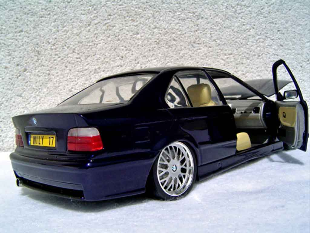 bmw 325 e36 e36 tds kit m3 blue metallized ut models diecast model car 1 18 buy sell diecast. Black Bedroom Furniture Sets. Home Design Ideas