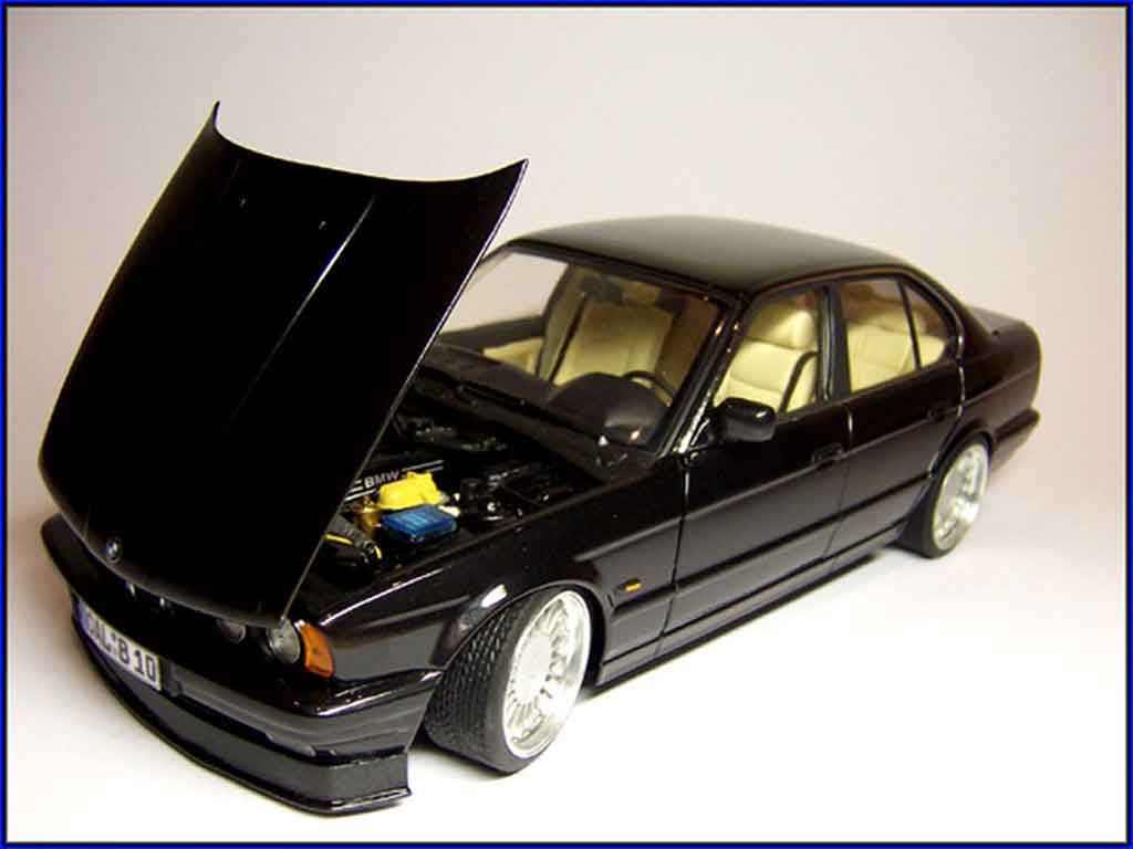 Bmw 535 1988 1/18 Minichamps i alpina b10