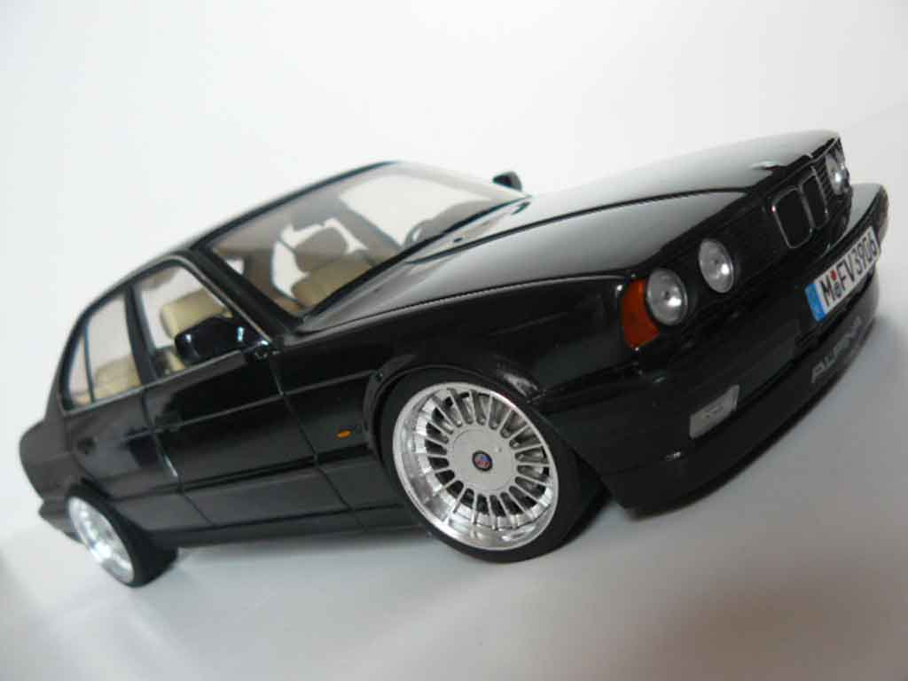 bmw 535 1988 miniature i e34 alpina minichamps 1 18. Black Bedroom Furniture Sets. Home Design Ideas