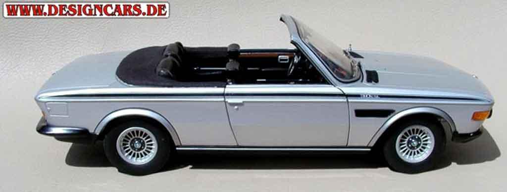 Bmw 3.0 CSi 1/18 Minichamps e9 cabriolet 1973