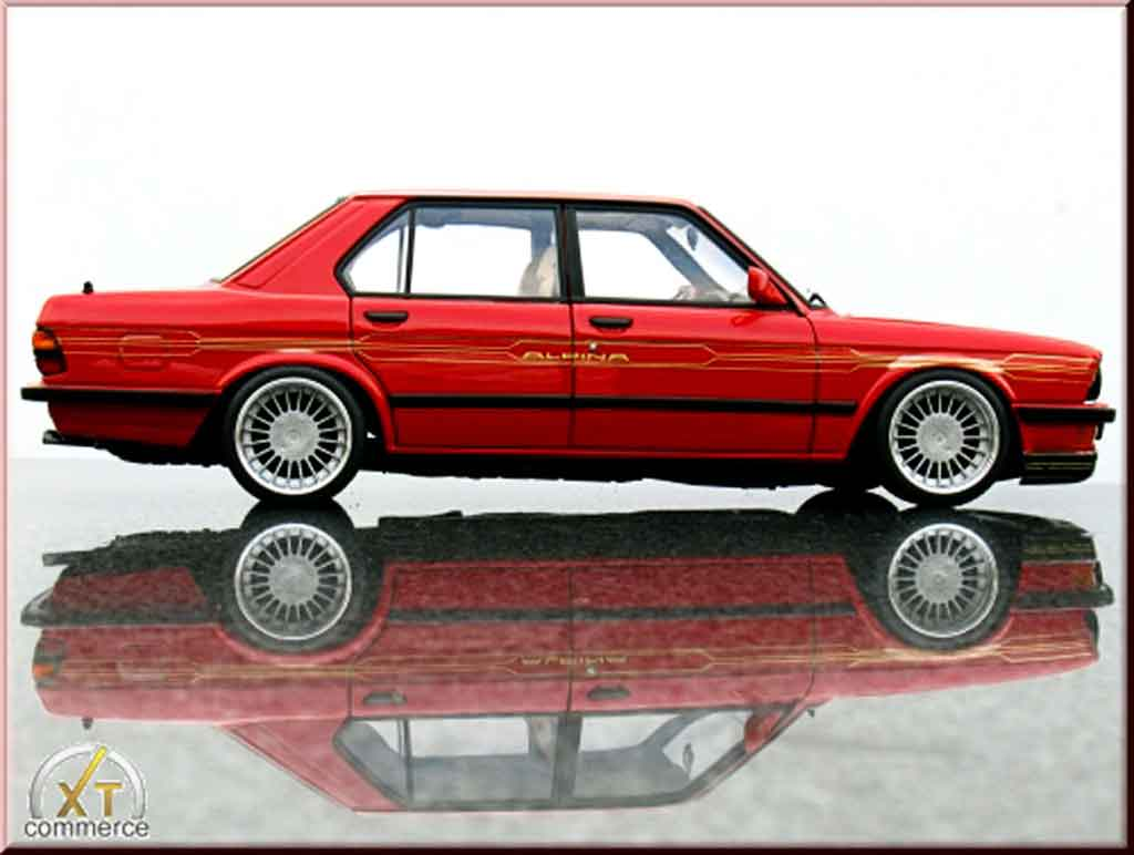 bmw 535 m e28 m alpina b10 3 5 rot autoart modellauto 1 18 kaufen verkauf modellauto online. Black Bedroom Furniture Sets. Home Design Ideas