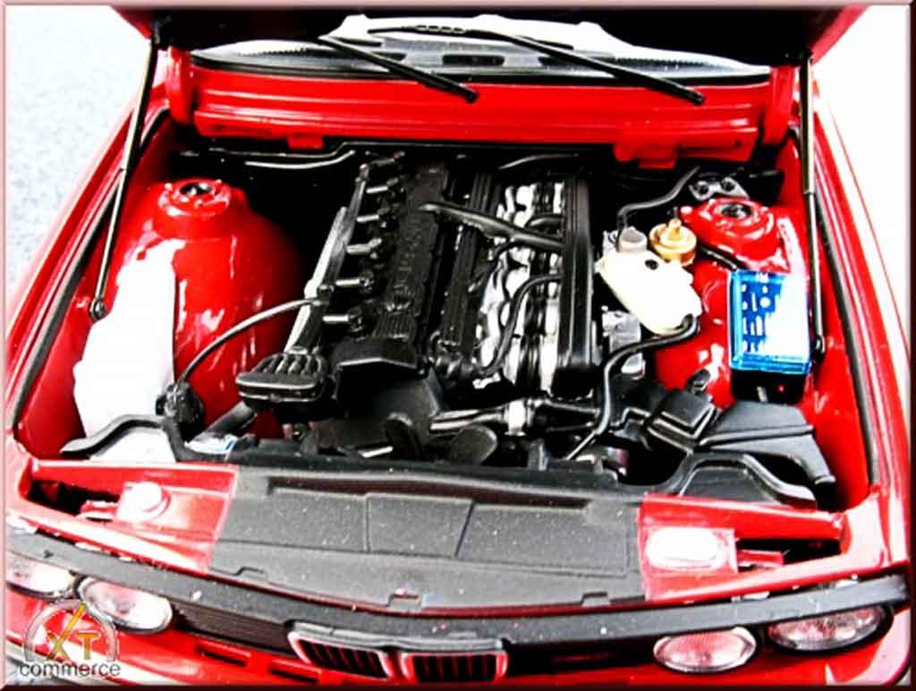 Bmw 535 M 1/18 Autoart i m alpina b10 3.5 red