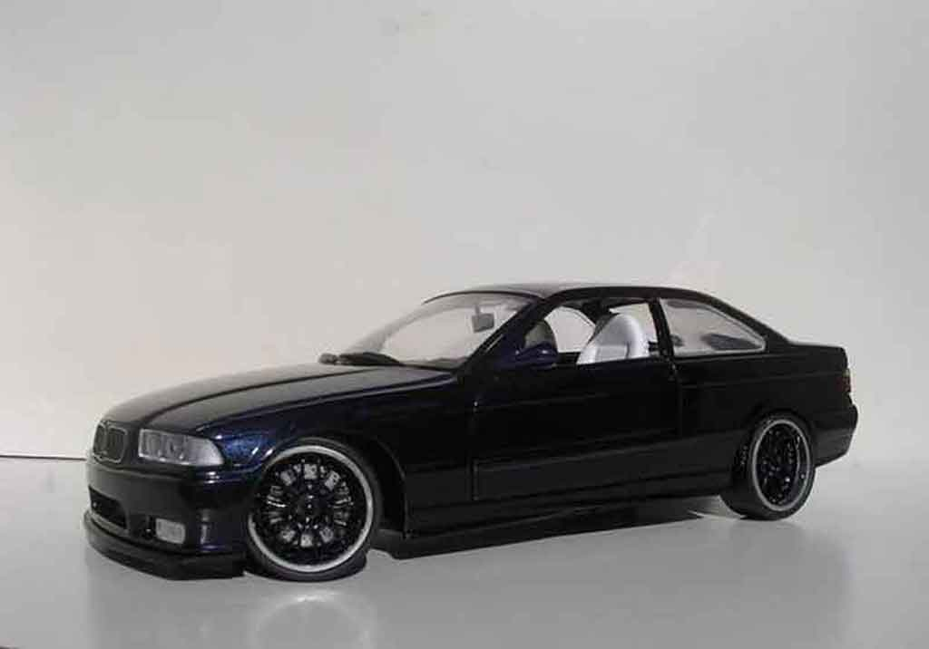bmw m3 e36 dark blue ut models modellauto 1 18 kaufen verkauf modellauto online. Black Bedroom Furniture Sets. Home Design Ideas