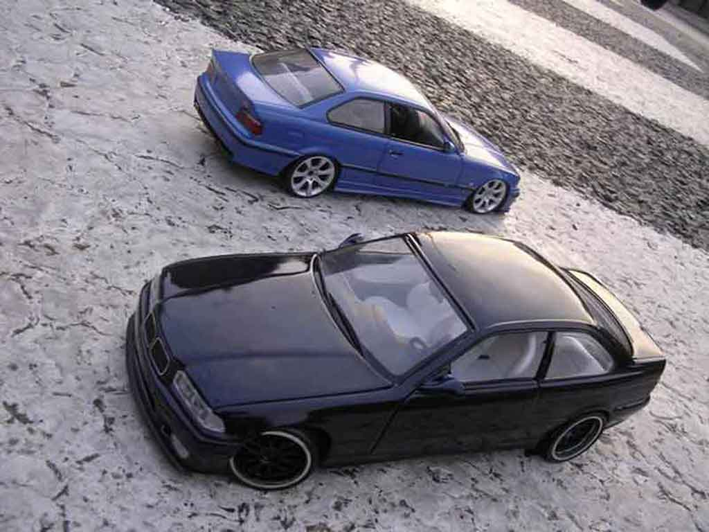 Bmw M3 E36 1/18 Ut Models dark blue