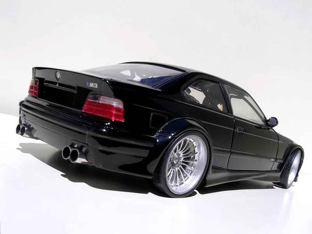 Bmw M3 E36 1/18 Ut Models GTR alpina tuning miniature
