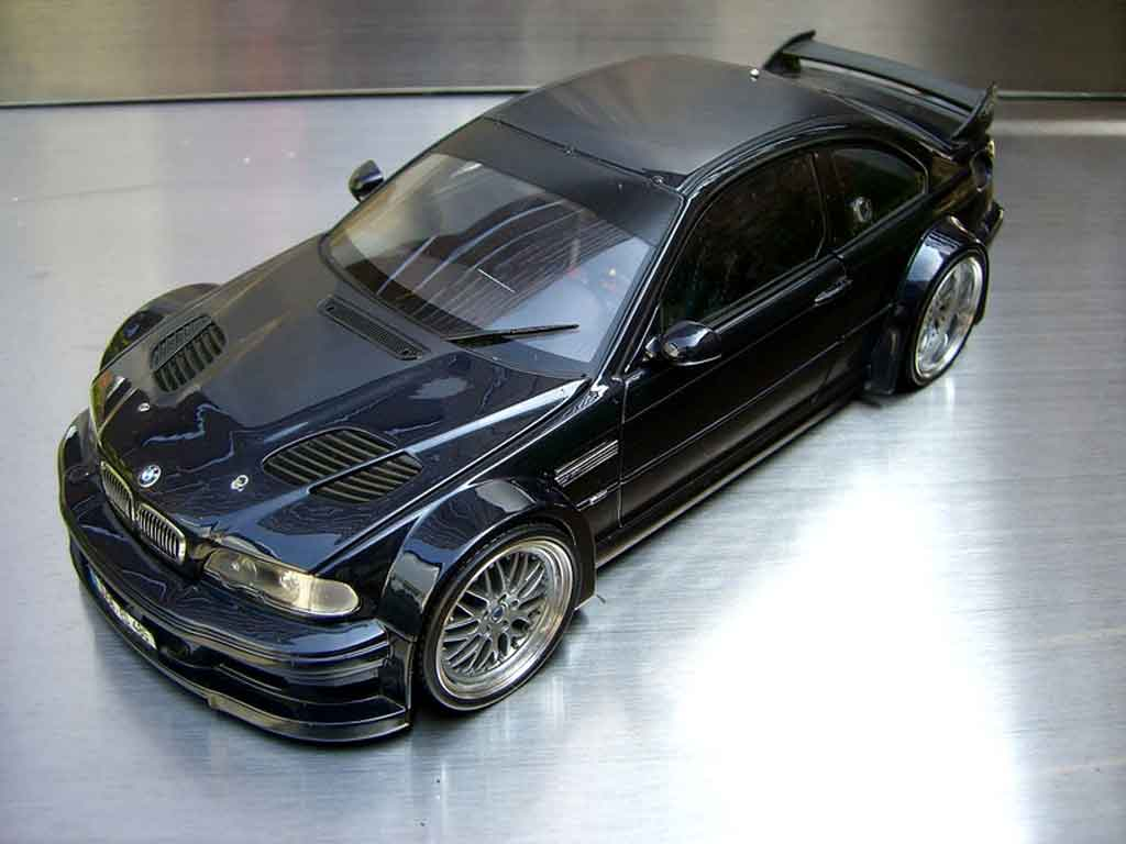 Bmw M3 E46 GTR wheels bbs tuning Minichamps. Bmw M3 E46 GTR wheels bbs miniature 1/18
