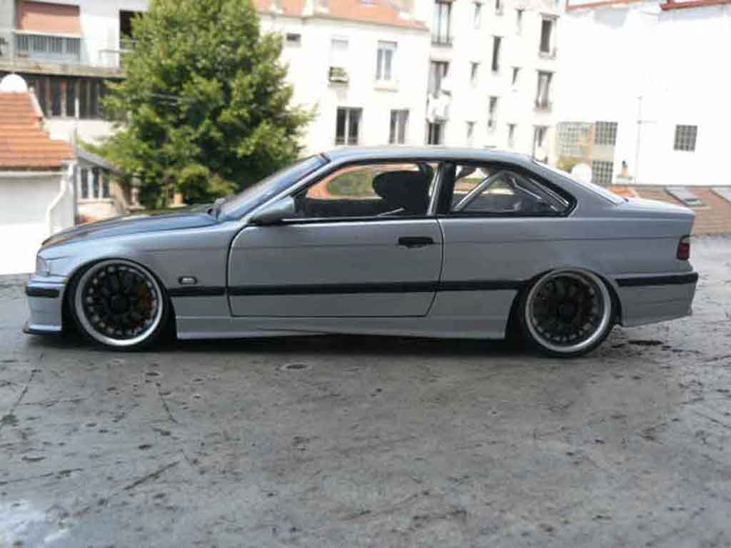 Bmw M3 E36 1/18 Ut Models preparation drift avec turbo