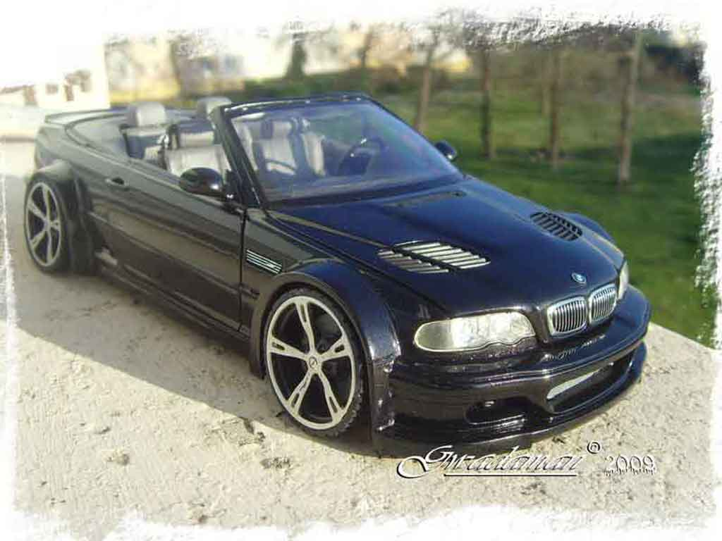 bmw m3 e46 gtr convertible ac schnitzer minichamps. Black Bedroom Furniture Sets. Home Design Ideas