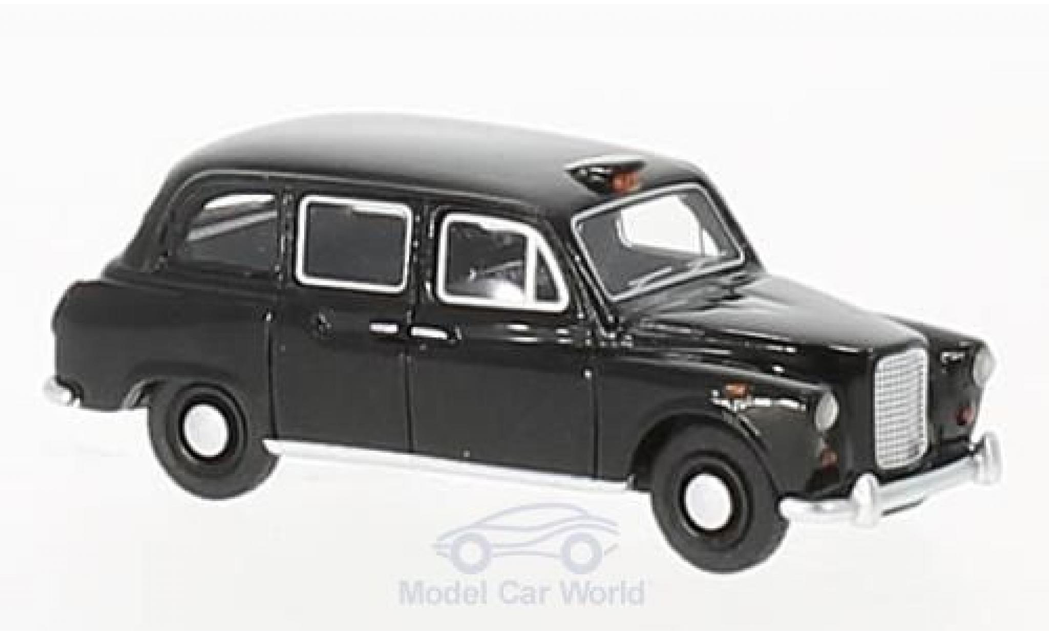 Austin FX4 1/87 BoS Models noire RHD 1975 London Taxi