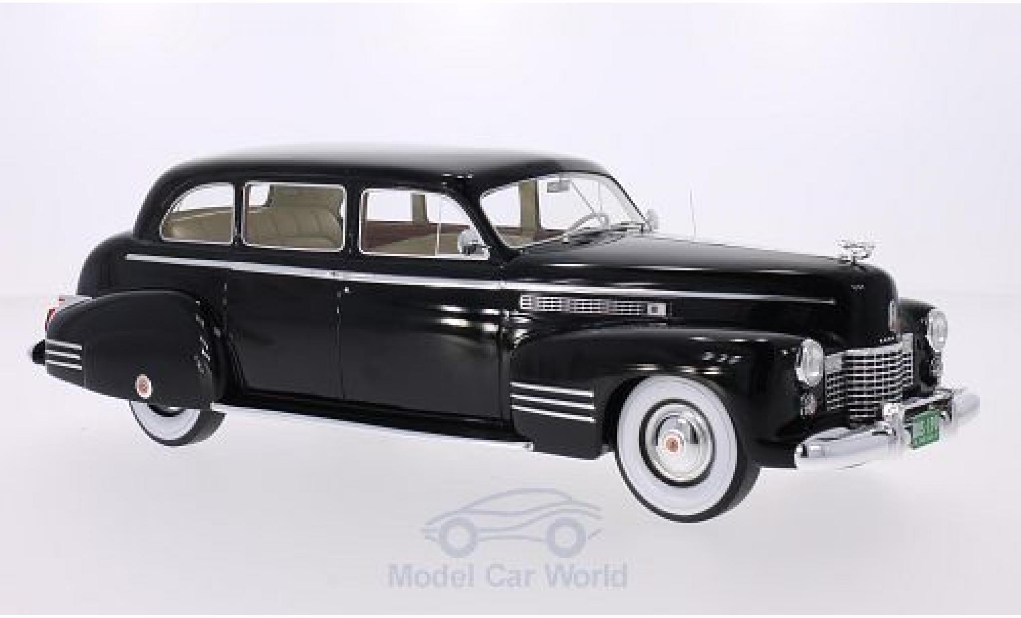 Cadillac Fleetwood 1/87 BoS Models 75 Touring Sedan black 1941