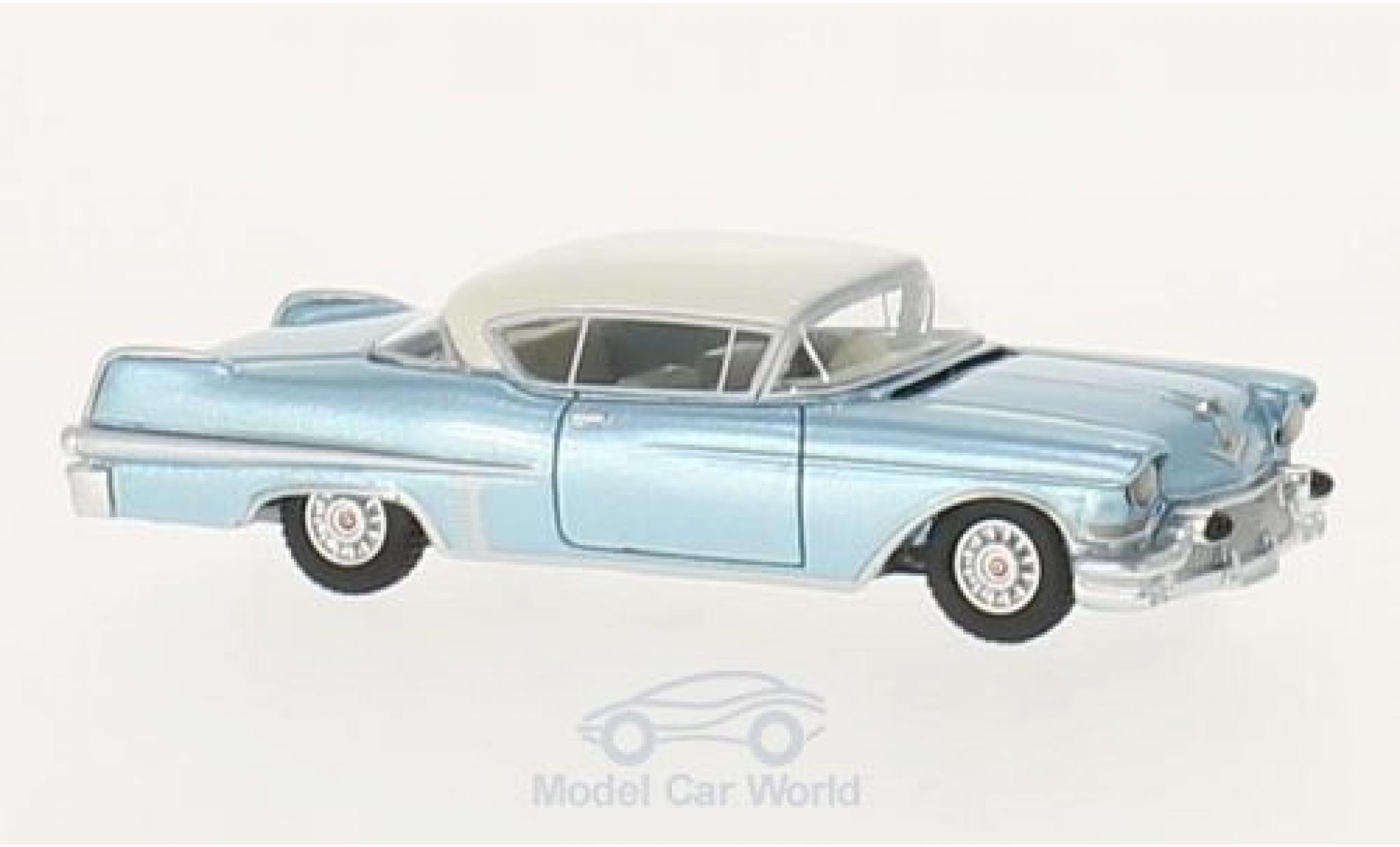 Cadillac Series 62 1/87 BoS Models Hardtop Coupe metallise bleue/beige 1957