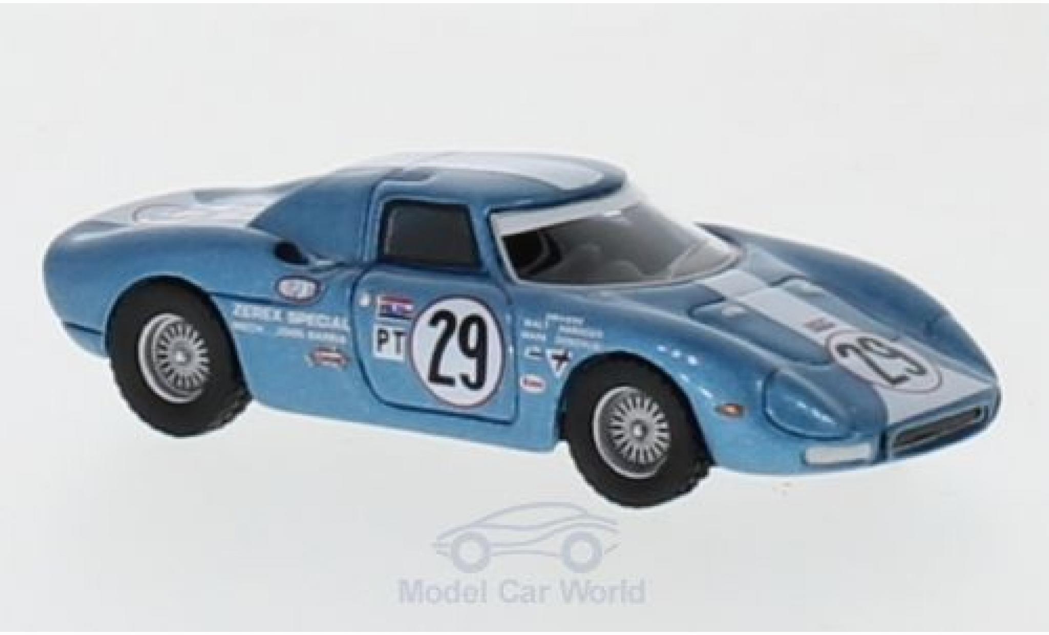 Ferrari 250 1/87 BoS Models LM No.29 12h Sebring 1965 W.Hansgen/M.Donohue