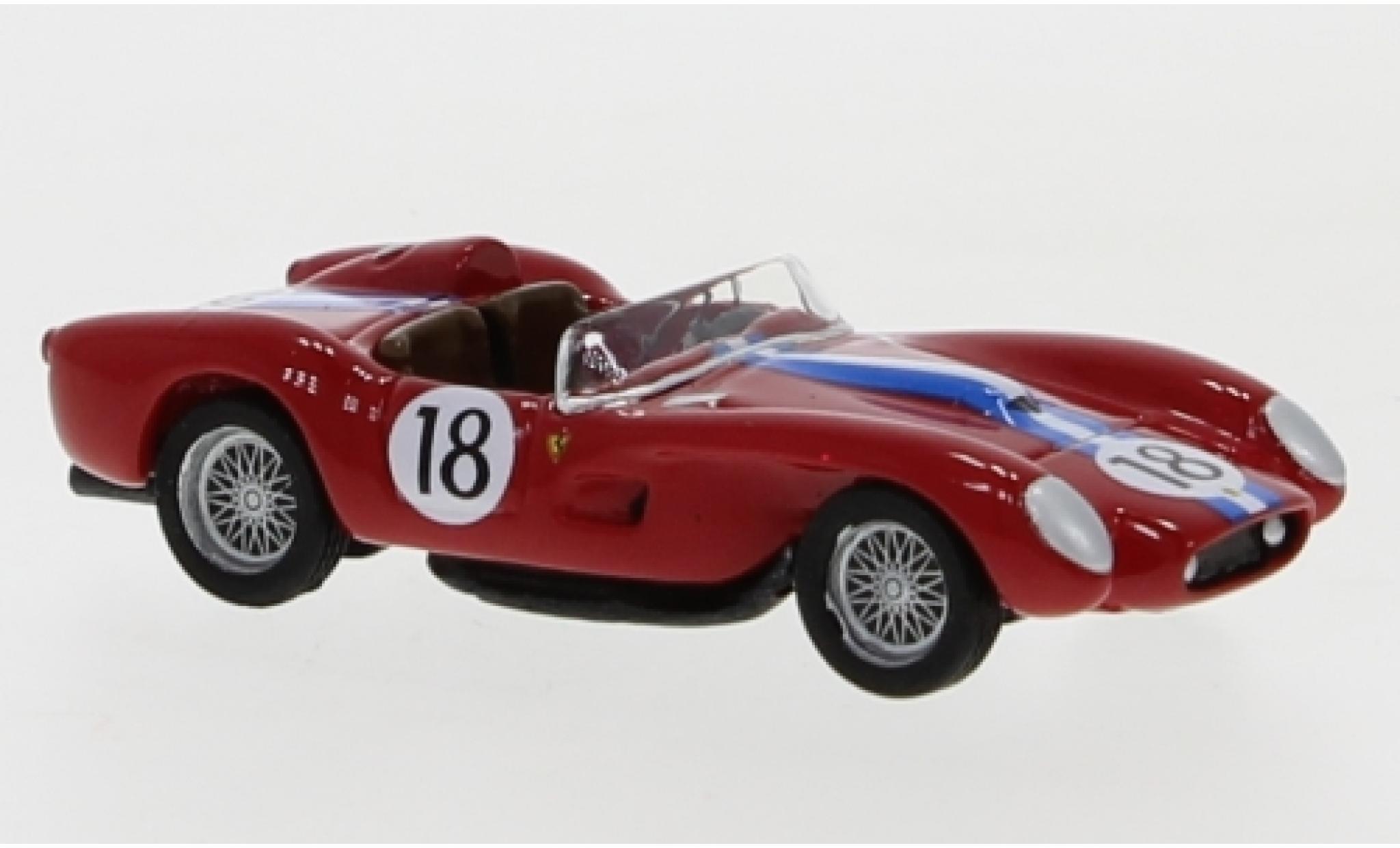 Ferrari 250 1/87 BoS Models TR No.18 24h Le Mans 1958 D.Gurney/B.Kessier