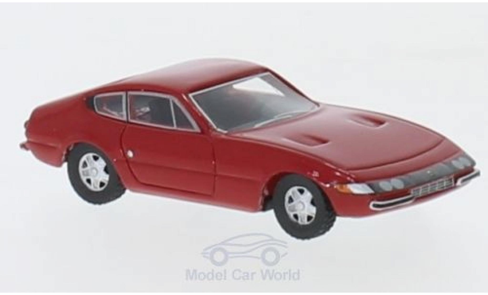 Ferrari 365 1/87 BoS Models GTB/4 rot 1969