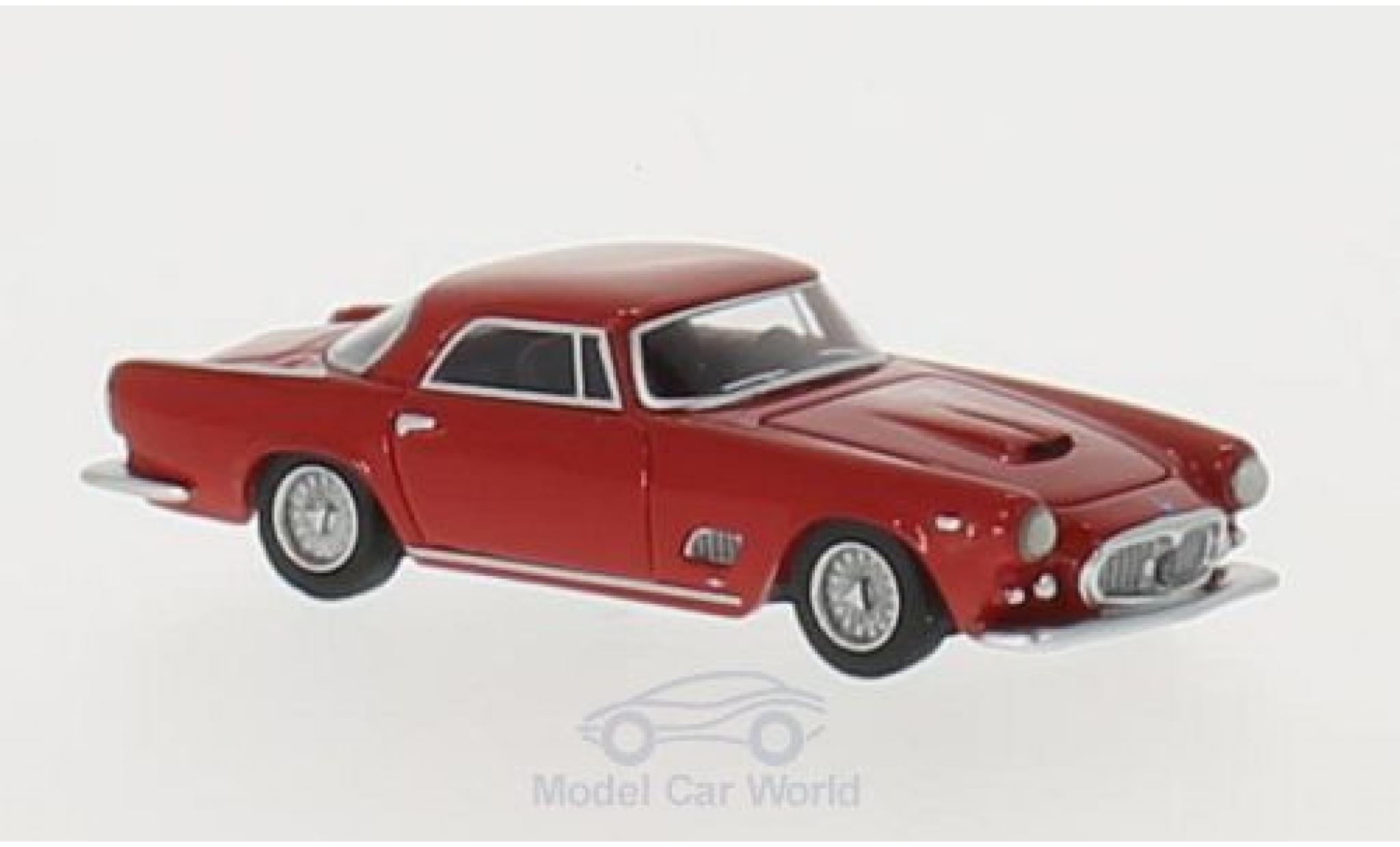 Maserati 3500 GT 1/87 BoS Models rouge 1957