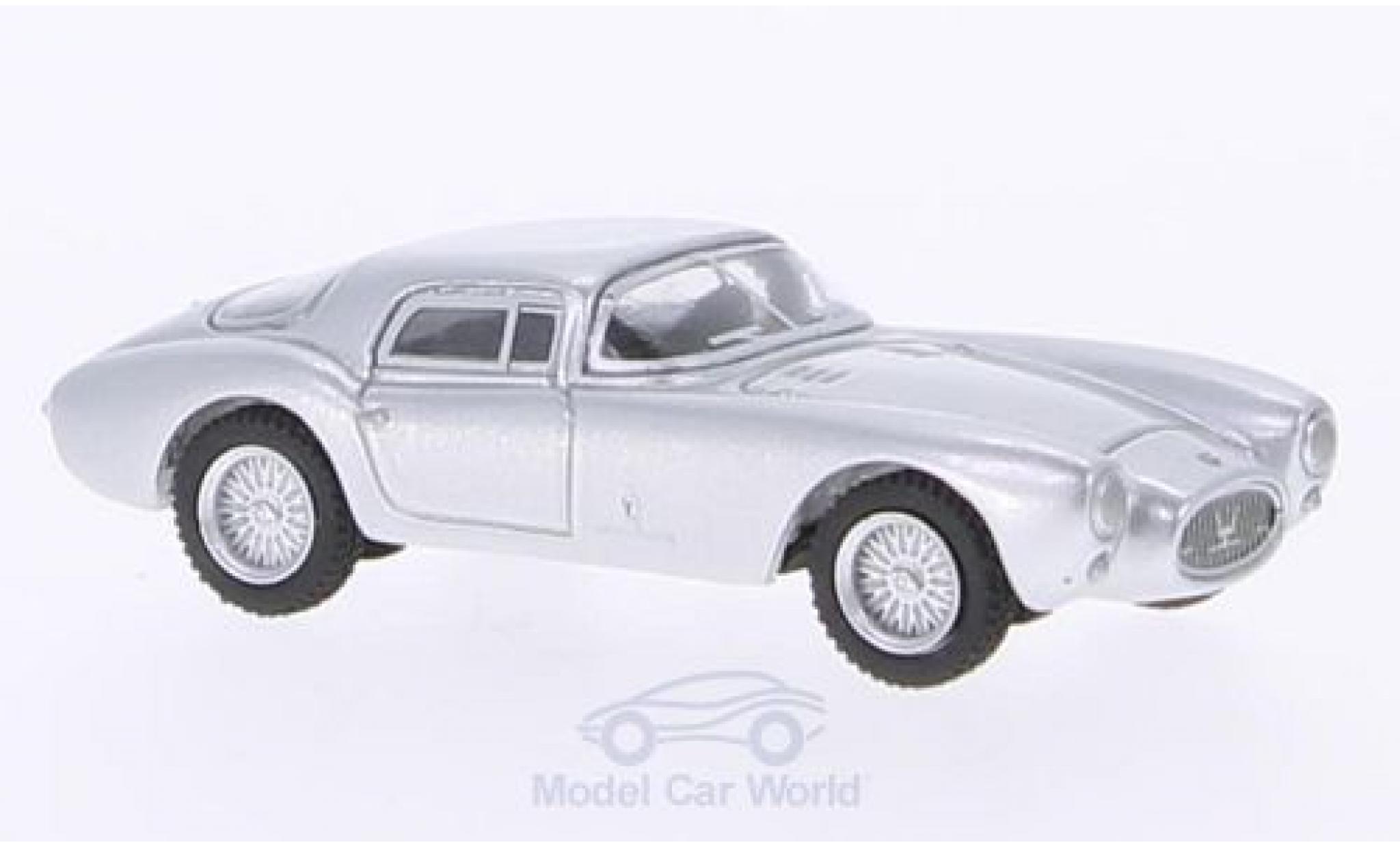 Maserati A6 1/87 BoS Models GCS Berlinetta grise 1953