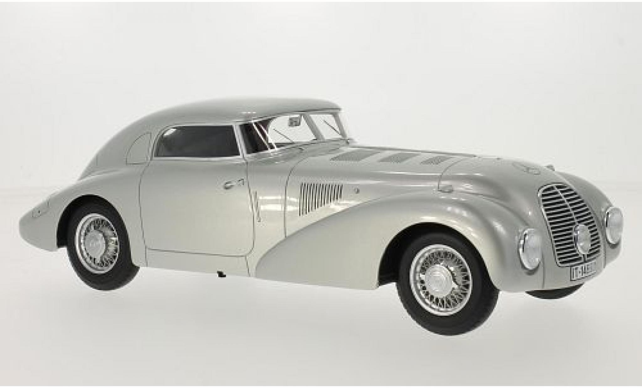 Mercedes 540 1/18 BoS Models K (W29) Stromlinienwagen grise 1938
