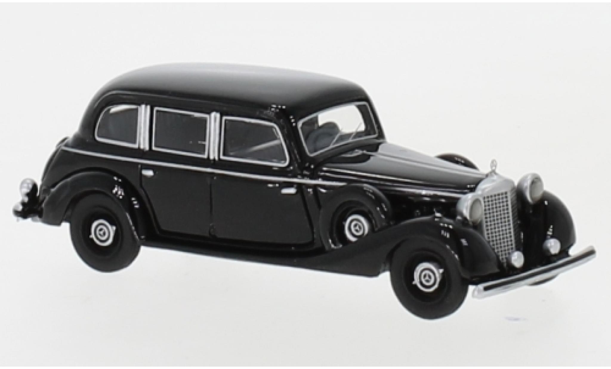 Mercedes 770 1/87 BoS Models (W150) Limousine noire 1940