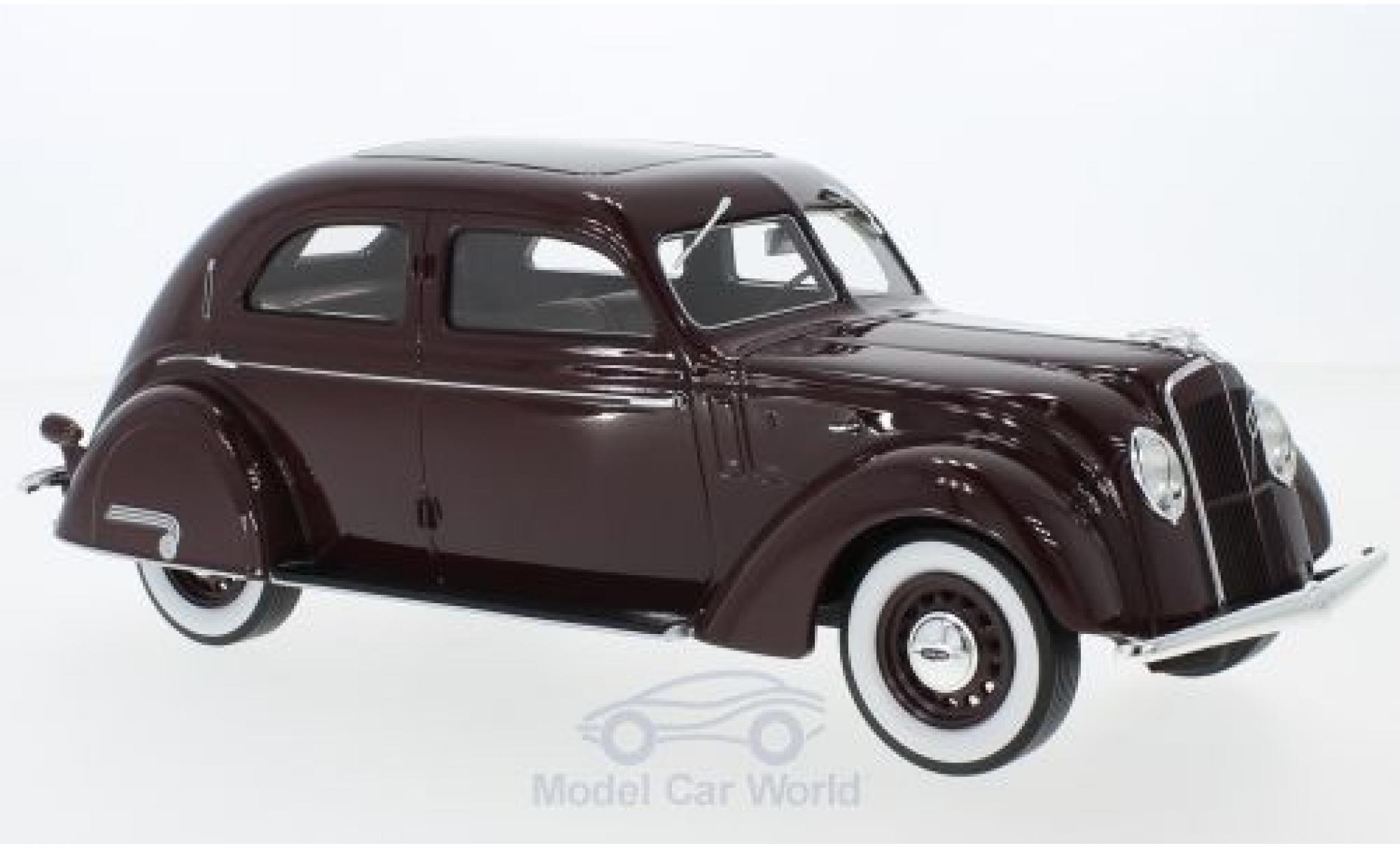Volvo PV 1/18 BoS Models 36 Carioca rouge 1936
