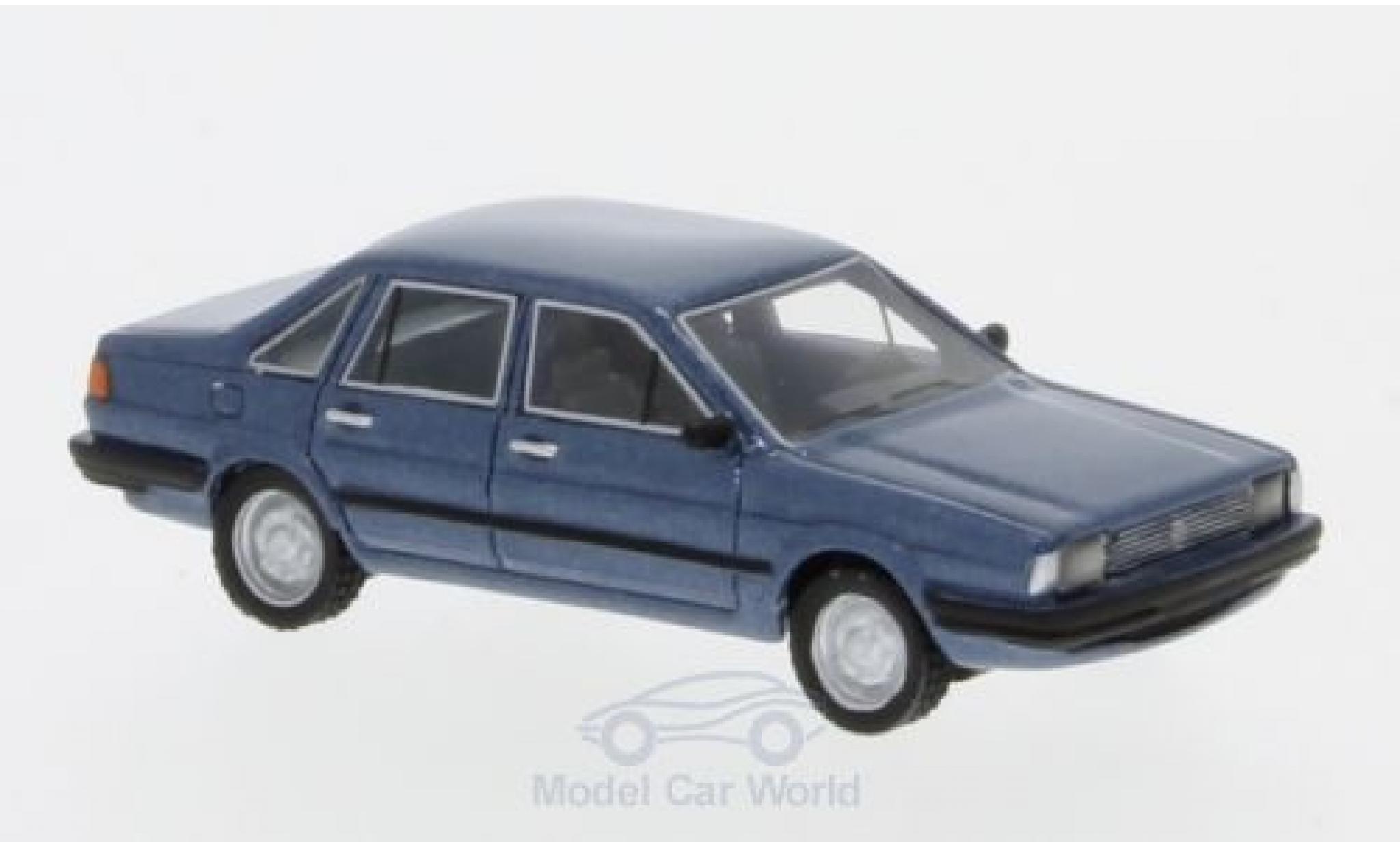 Volkswagen Santana 1/87 BoS Models metallise blue 1982