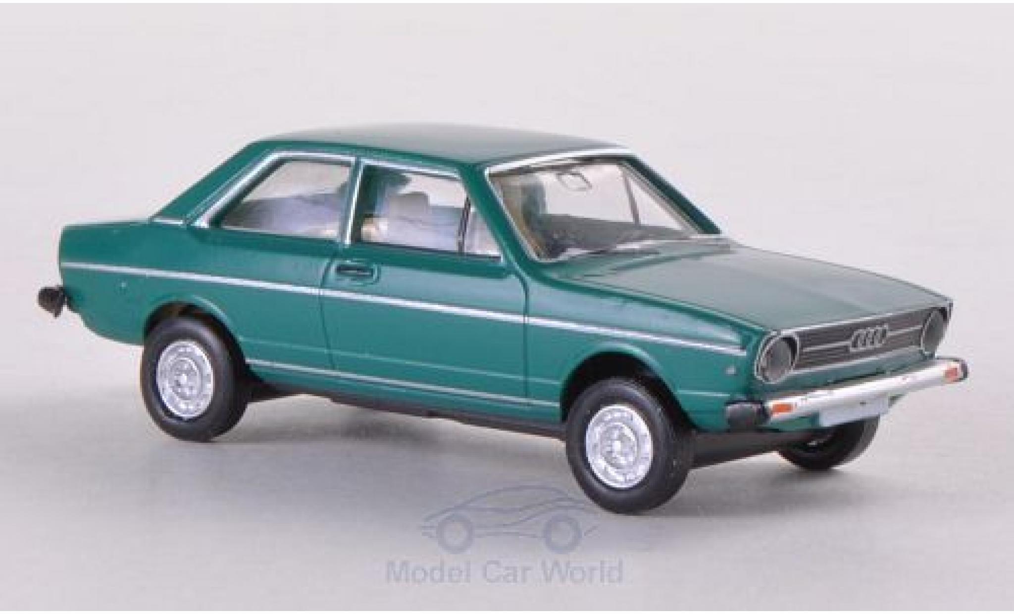 Audi 80 1/87 Brekina verte
