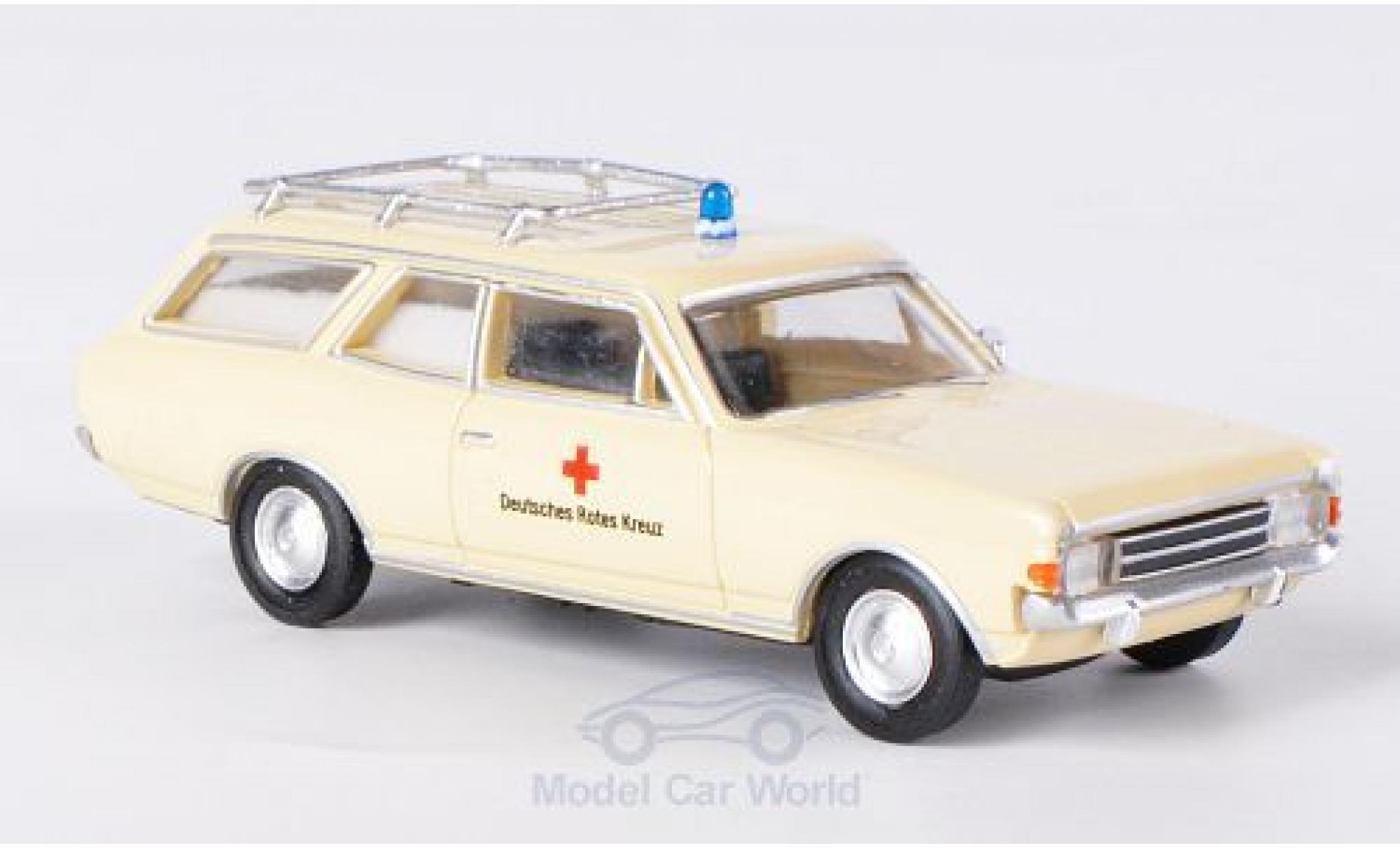 Opel Rekord 1/87 Brekina C Caravan DRK