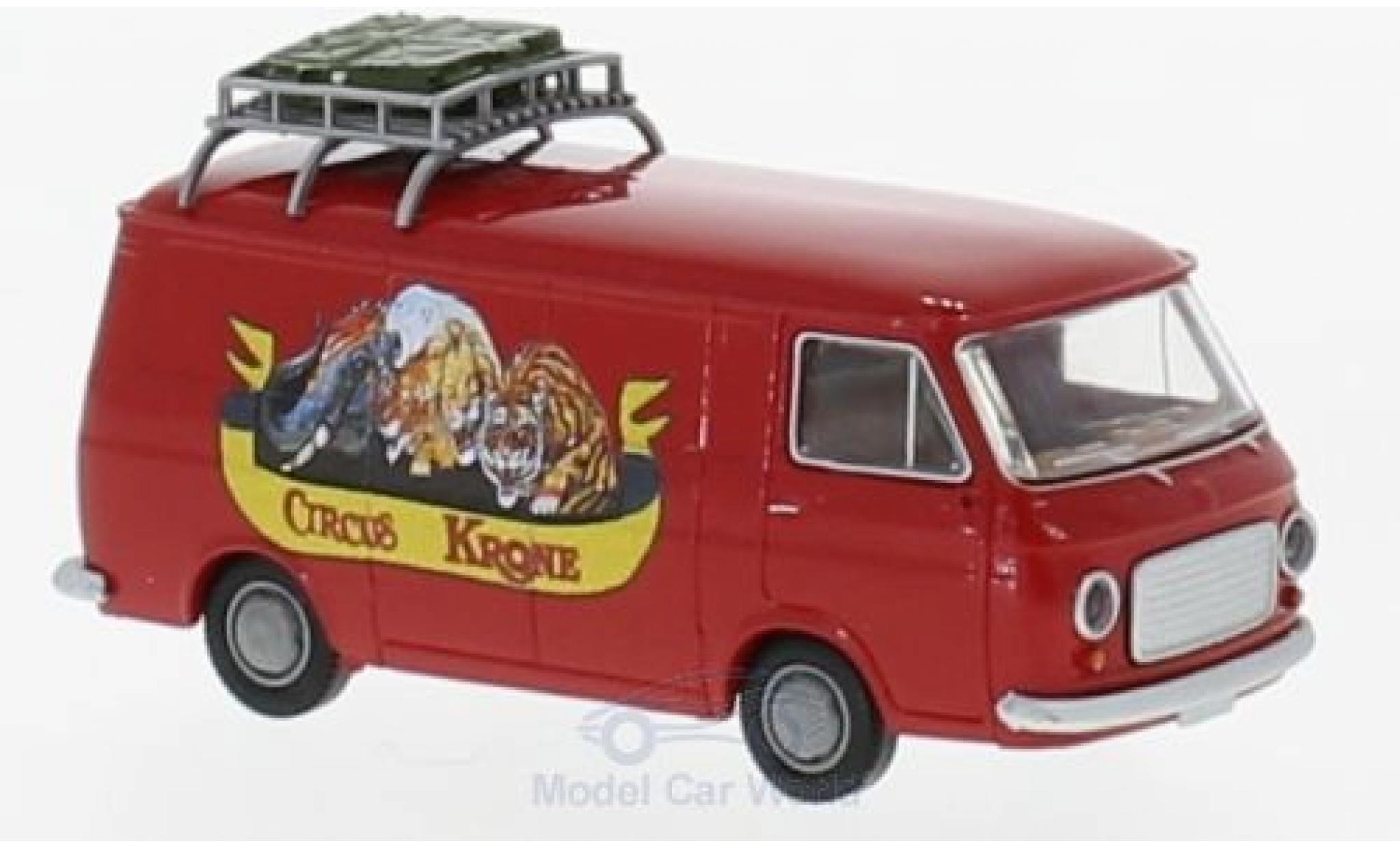 Fiat 238 1/87 Brekina Kasten Circus Krone
