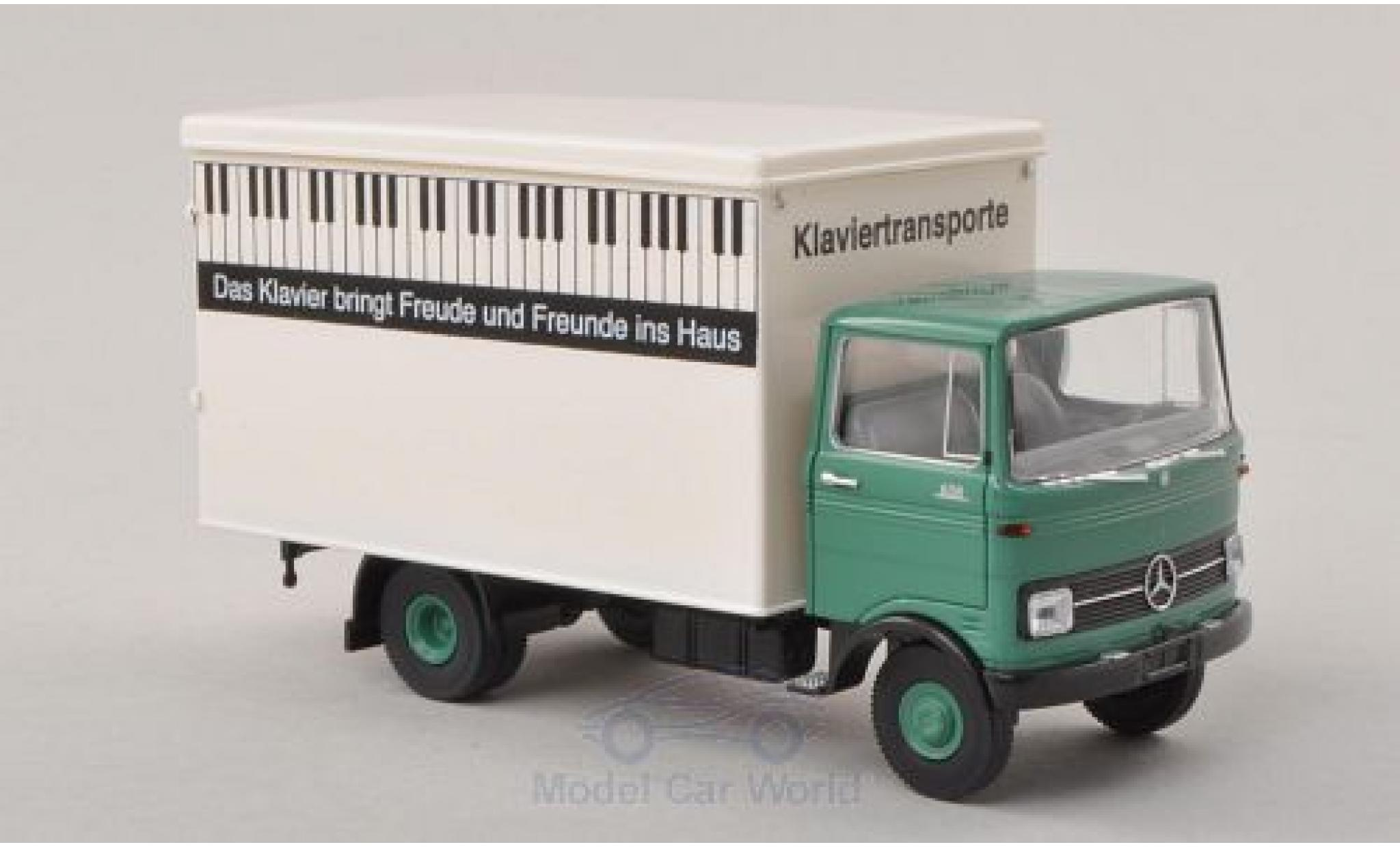 Mercedes LP 608 1/87 Brekina Klaviertransporte