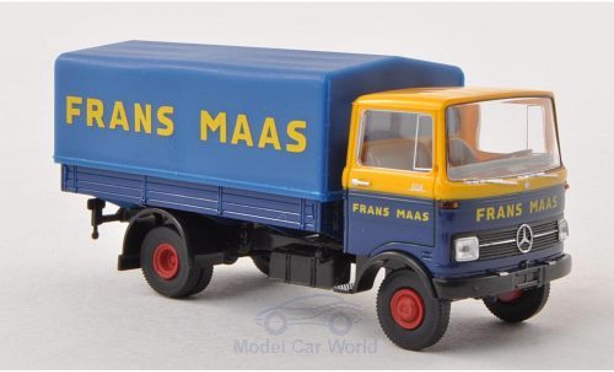 Mercedes LP 608 1/87 Brekina Pritsche Frans Maas (NL)