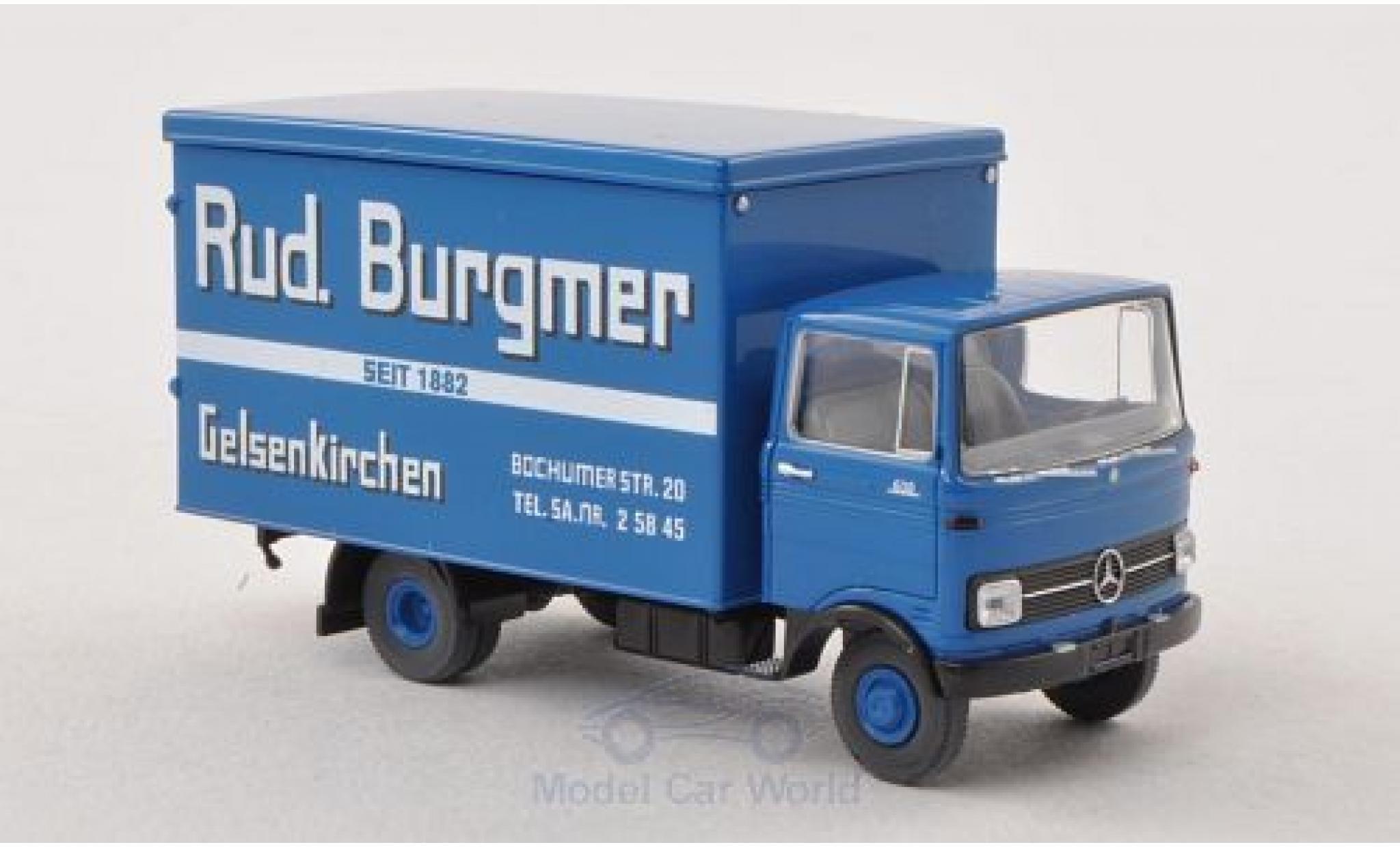 Mercedes LP 608 1/87 Brekina Rud. Burgmer