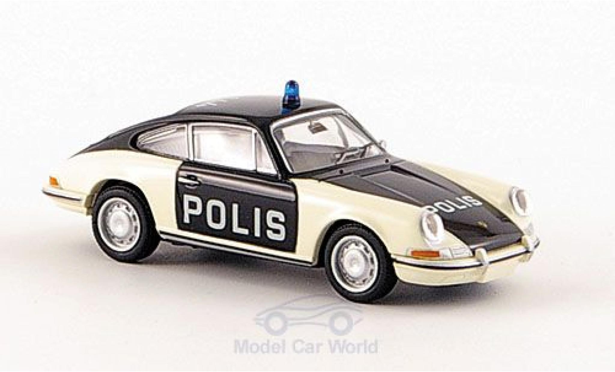 Porsche 911 1/87 Brekina Coupe Polizei (S)