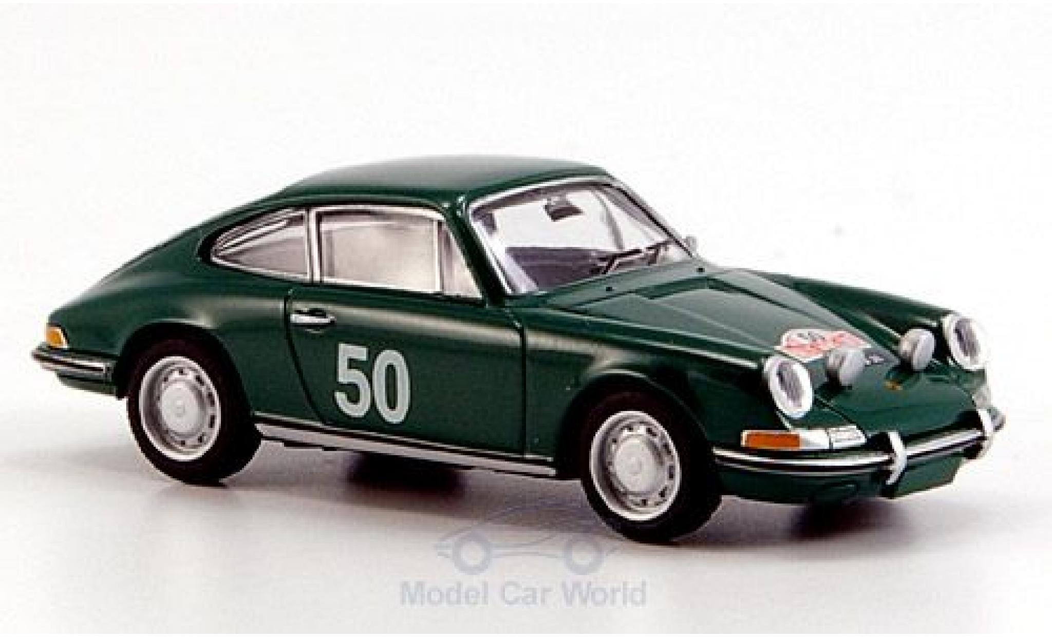 Porsche 911 SC 1/87 Brekina No.50 Rally Monte Carlo 1966