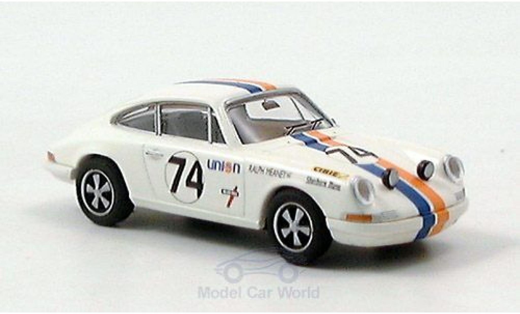 Porsche 911 1/87 Brekina No.74 Daytona 1970