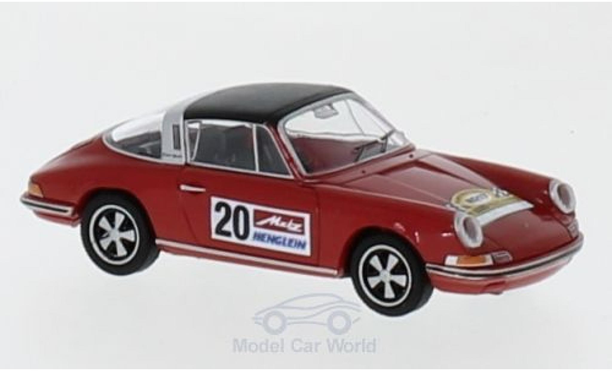 Porsche 911 1/87 Brekina Rallye Classic